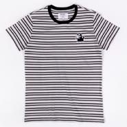 Limited Edition RWBY Beowolf Sketch Striped T-Shirt
