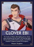 Meet the Ace Ops - Clover