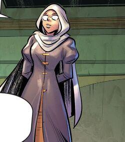 RWBY DC Comics 5 (Chapter 10) Introducing Madam Xahn