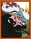 King Taijitu card icon