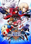 BlazBlue Cross Tag Battle (Arcade Poster)