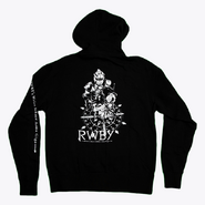 RWBY Remix Weiss and Arma Giga Zip Up Hoodie