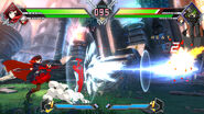 BBTAG character gameplay screenshot of Ruby Rose 00001