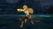 Grimm Eclipse Yang's timeskip outfit DLC