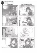 Manga Anthology Vol. 1 Red Like Roses side story 14