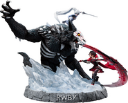 RWBY Limited Edition Alpha Beowolf Battle Statue