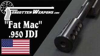 """Fat Mac"" - SSK Industries' .950 JDJ Rifle"