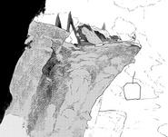 Chapter 5 (2018 manga) Jaune gets corner by a Death Stalker