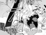 Chapter 5 (2018 manga) Nora defeats a Death Stalker