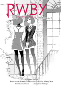 Chapter 8 (2018 manga) cover