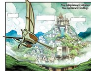 RWBY DC Comics 5 (Chapter 10) Kingdom of Mistral
