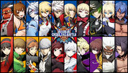 BlazBlue Cross Tag Battle promotional material 2