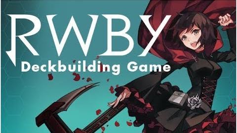 RWBY Deckbuilding Game Official Gameplay Trailer
