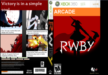 RWBY thee game
