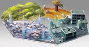 V3e4 biomes concept art