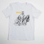 Limited Edition RWBY Blake and Yang Sketch T-Shirt