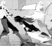 Chapter 13 (2018 manga) Cinder ambush few Altas soldiers