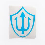 RWBY Neptune Emblem Vinyl Decal