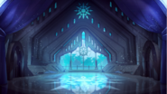 RWBY bilibili Schnee Training Room art