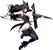 Blake Belladonna (BlazBlue Cross Tag Battle, Character Select Artwork)
