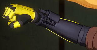 Arm Shotgun