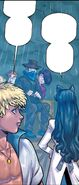 RWBY DC Comics 6 (Chapter 12) Blake and Sun helps travelers