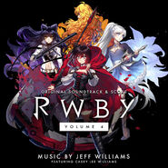 Rwby Vol 4 Soundtrack Cover