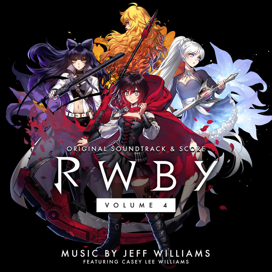 RWBY: Volume 4 Soundtrack | RWBY Wiki | FANDOM powered by Wikia