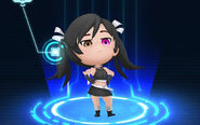 RWBY Crystal Match Neo Politan's tournment outfit