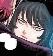RWBY DC Comics (Chapter 4) Blake promise she will never be afraid of Adam