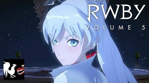 RWBY Volume 5 Weiss Character Short