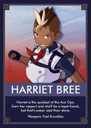 Meet the Ace Ops - Harriet