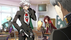 P4A (Cross Tag Battle, Episode Mode Illustration, 3)