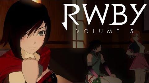 RWBY Volume 5 Trailer - Premieres October 14