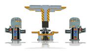 Process-towerskin