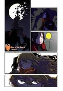 Manga Anthology Vol. 4 I Burn side story 01