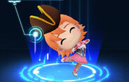 RWBY Crystal Match Nora Valkyria's pirate hat