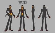 Watts' concept art