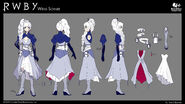 Weiss Volume 7 outfit