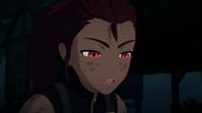 Ilia red eyes