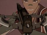 Happy Huntresses' Weapons