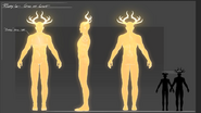 V6 God of Light concept art