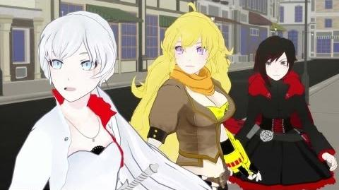 RWBY Episode 16 Black and White