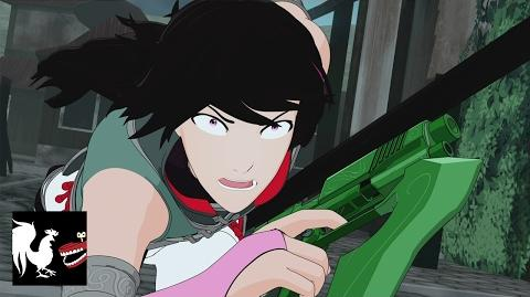 RWBY Volume 4, Chapter 12 No Safe Haven