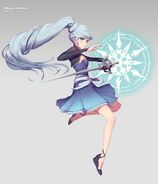 Amity Arena Weiss Schnee V4 full artwork