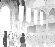 Chapter 14 (2018 manga) Beacon Auditorium
