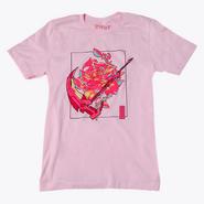 RWBY Crescent Rose Floral T-Shirt