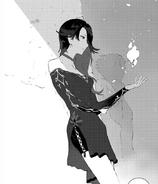 Chapter 8 (2018 manga) Cinder Fall