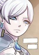 RWBY DC Comics 5 (Chapter 9) Weiss decides not to be her mother's true daugther anymore
