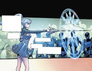 RWBY DC Comics 1 (Chapter 1) Weiss Schnee